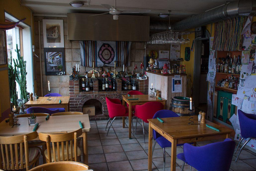 restaurant caramba nyborg